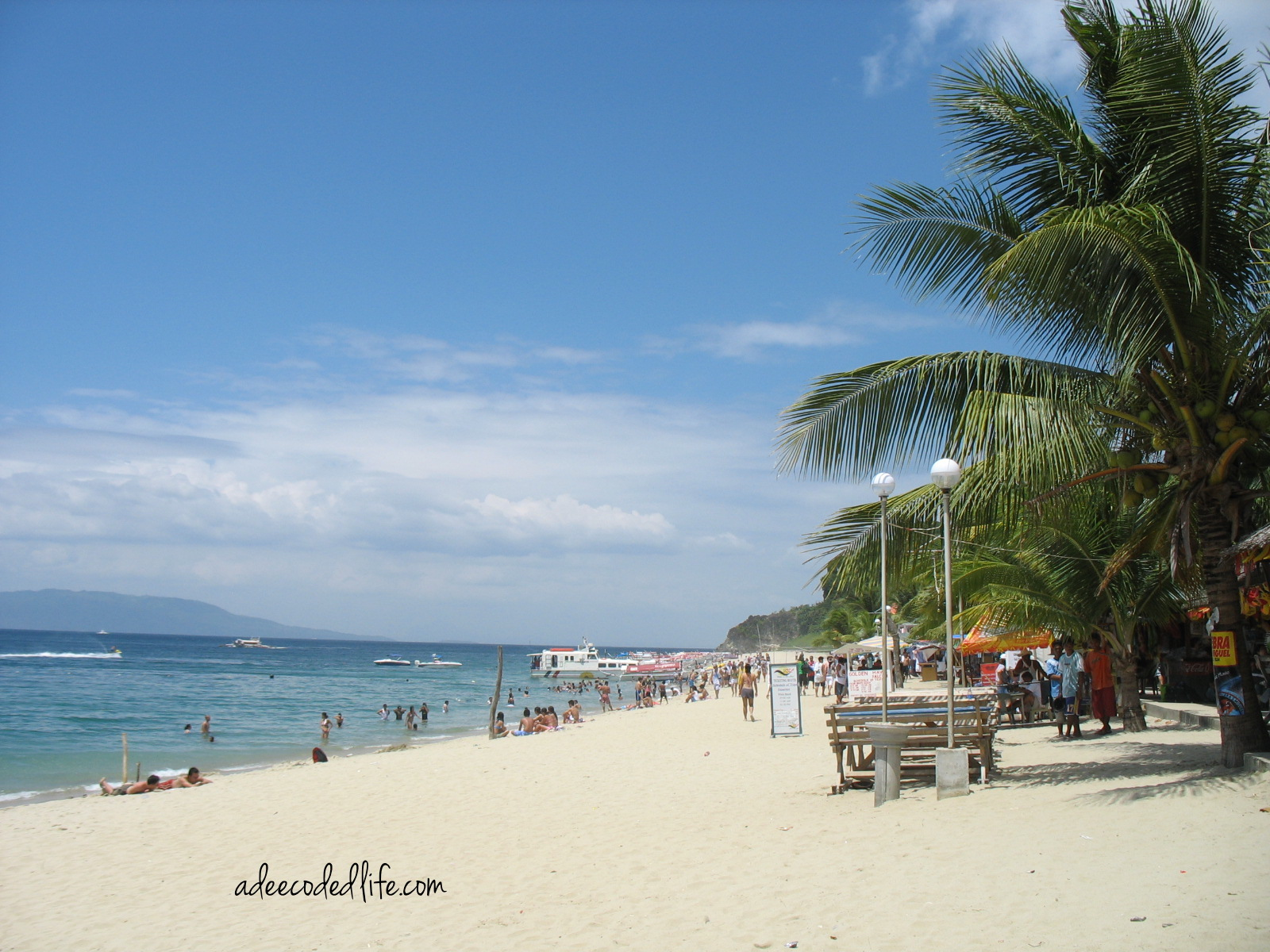 boracay versus puerto galera Answer 1 of 4: hi there, was planning to go boracay in may as part of my  then  maybe alona beach or puerto galera would meet your needs.
