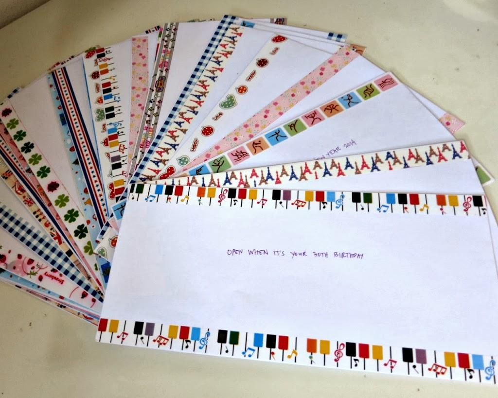Open When Envelope Ideas My Bestfriend's Birthd...