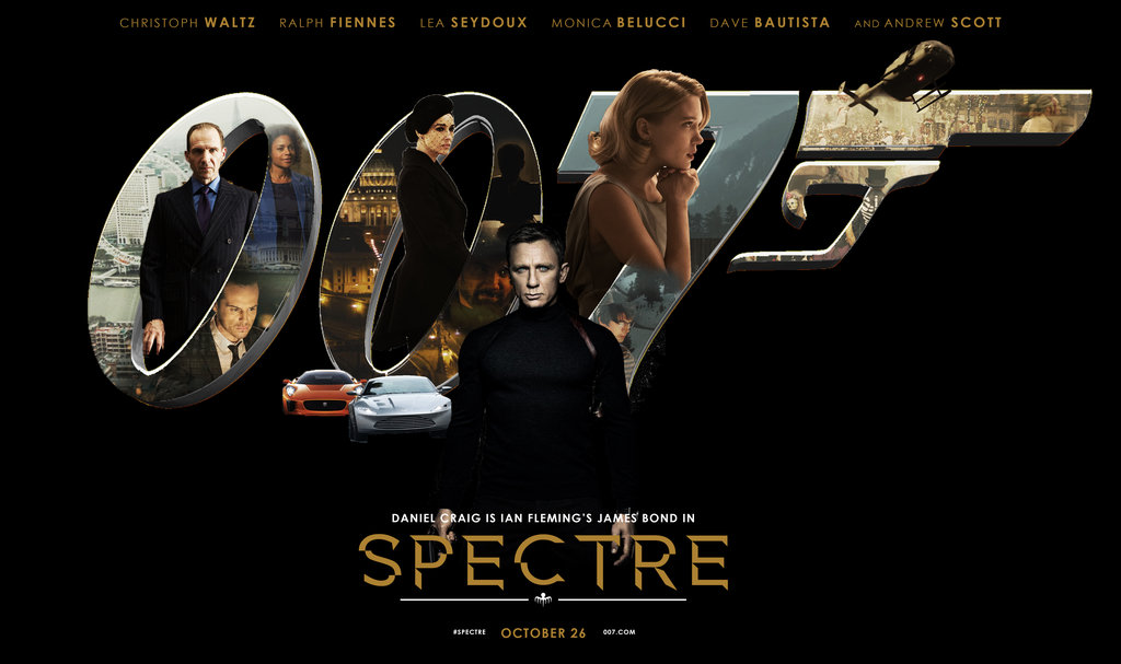Spectre {Movie Review} - A Deecoded Life